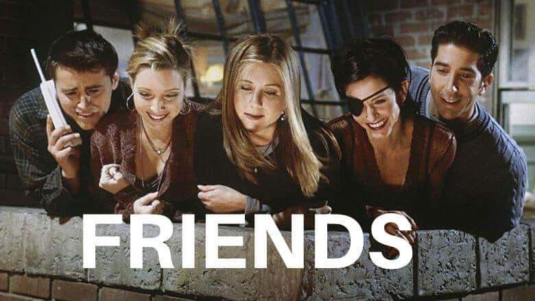 Friends | En iyi komedi dizileri