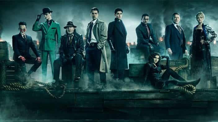 Gotham | En İyi Diziler - En İyi Yabancı Diziler