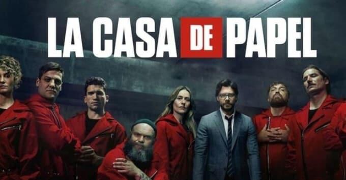 La Casa De Papel - En İyi Yabancı Diziler