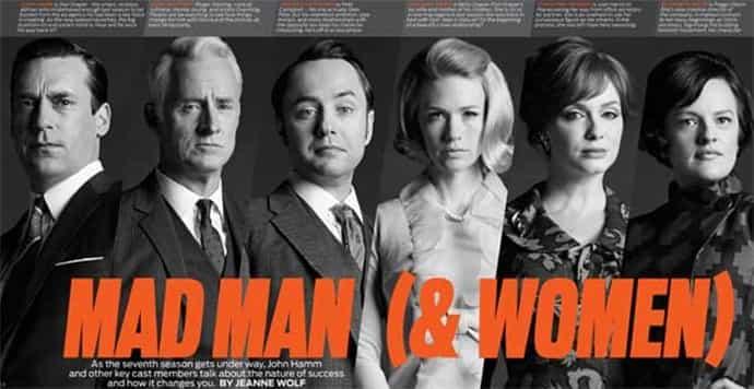 Mad Men | En İyi Yabancı Diziler