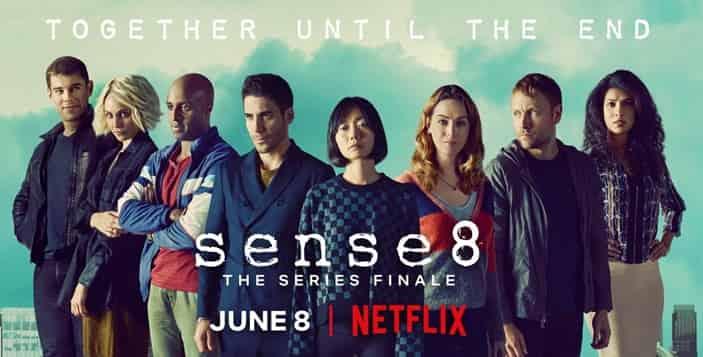 Sense8 - En İyi Yabancı Diziler