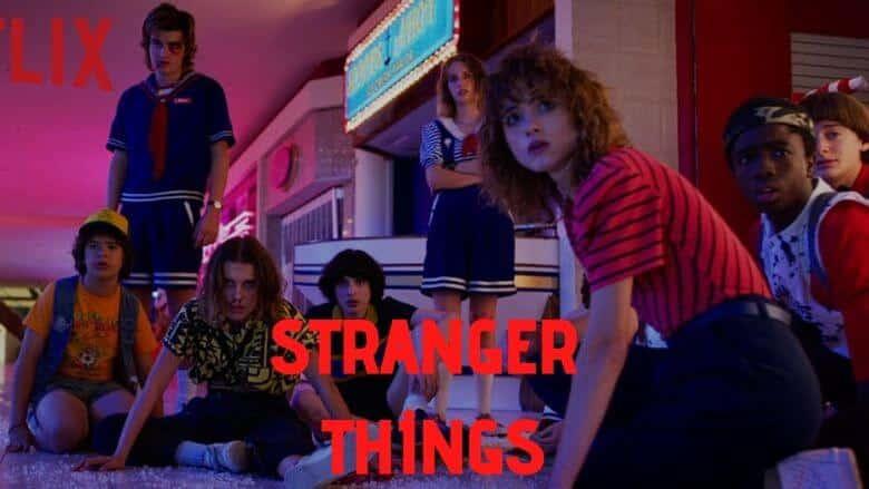 Stranger Things | En iyi yabancı diziler