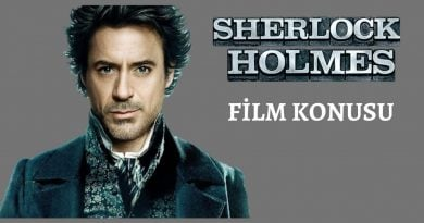 Sherlock Holmes Film Konusu