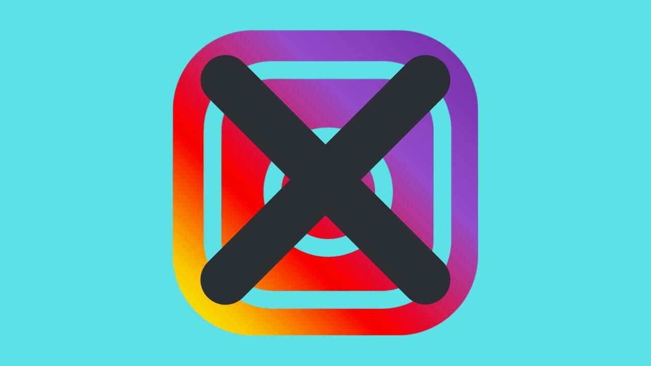 Instagram Kalıcı Hesap Silme Nasıl Yapılır?