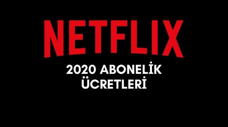 netflix 2020 abonelik ücretleri