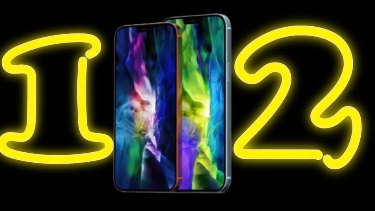 Iphone 12 Pro Max Tasarımı Ortaya Çıktı