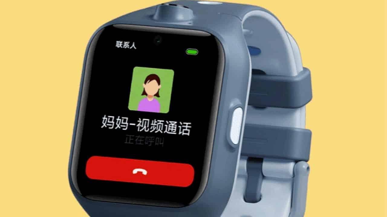 xiaomi çocuklar için özel akıllı saat
