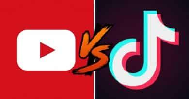 Youtube Tiktok uygulamasına rakip