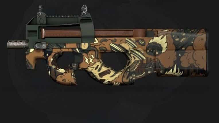 Cocoa Rampage CS GO yeni silah görünümü