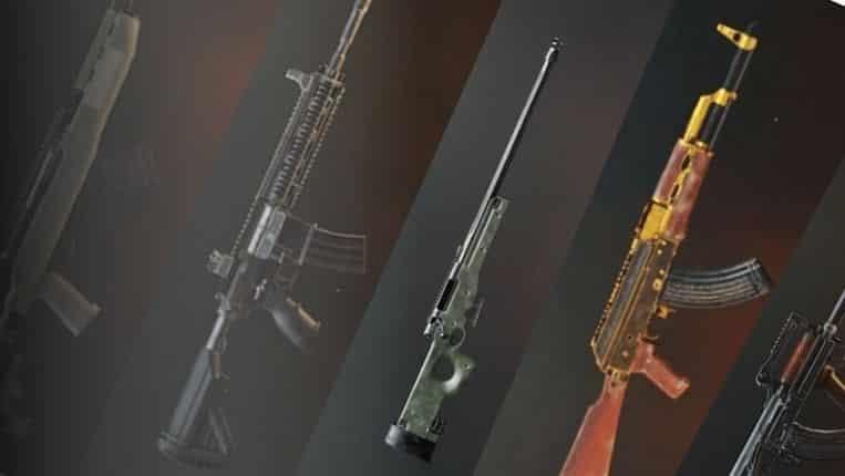 PUBG Mobile En İyi Silahlar ve Özellikleri