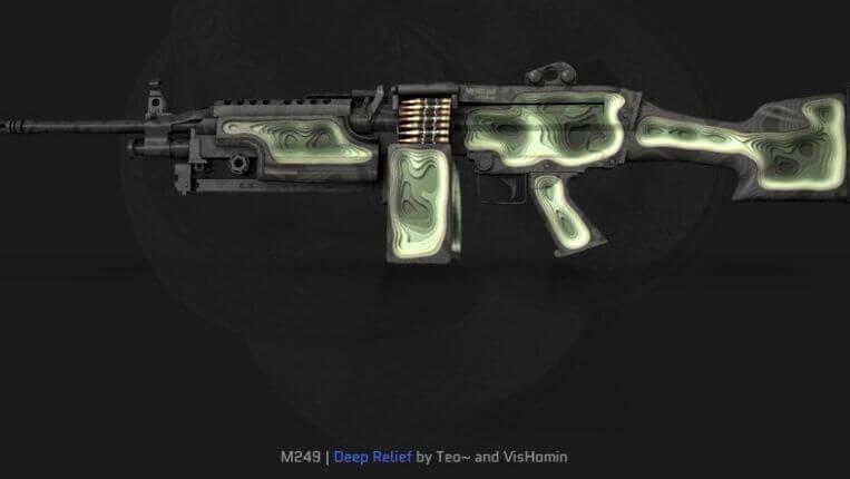 CS GO yeni silah görünümü