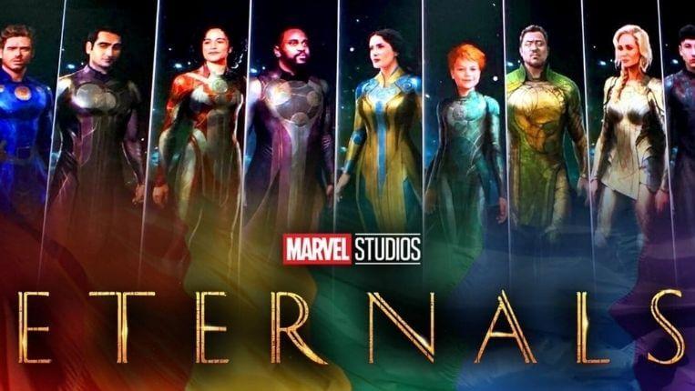 Eternals - 2021 yılına ertelenen marvel yapımları