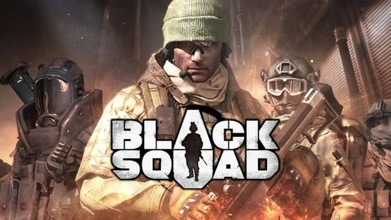 CS:GO Alternatifi oyun Black Squad