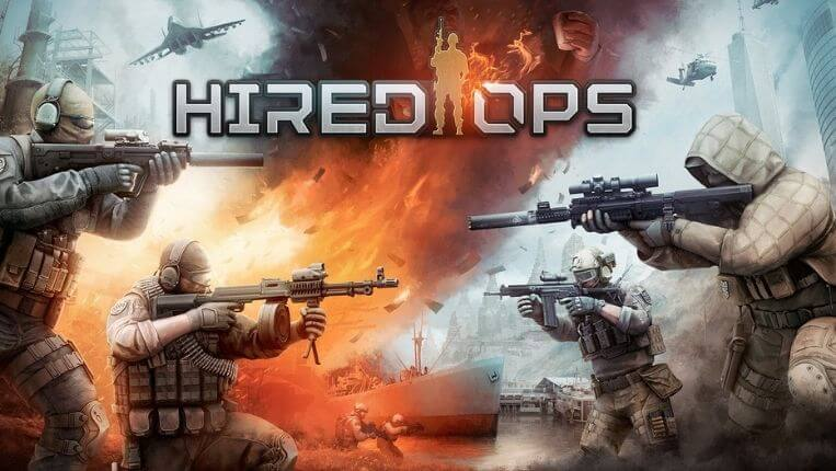 Hired Ops - CS:GO Benzeri oyun